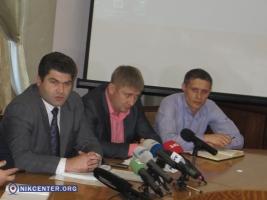 Собрание николаевских общественников и полиции превратилось в перепалку