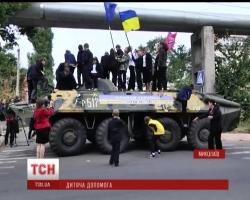 В Николаеве школьник собрал 300 долларов и передал украинским бойцам на передовую