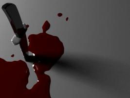 Гражданин Ливии набросился с ножом на мать и сына в Херсоне