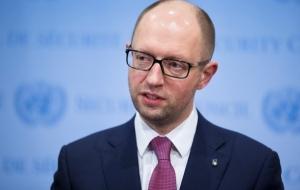 Яценюк заявил, что Украина и Россия подпишут временное соглашение по газу