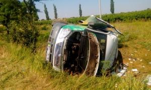 В Николаевской области в результате ДТП пострадали 12 человек