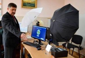 С 1 января граждане Украины смогут получать биометрические загранпаспорта