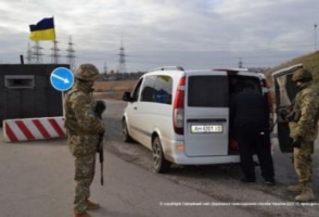 В Херсонской области пограничникам за один день дважды предлагали взятки