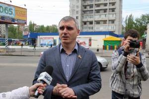 «Оппоблок» не дал Сенкевичу снести незаконно установленные борды