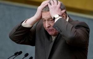 Жириновский хочет императора для России