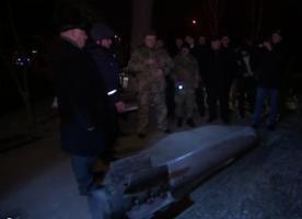Террористы применили против мирных жителей Краматорска кассетные боеприпасы