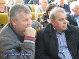 Сельские головы Николаевской области высказались против объединения  территориальных общин