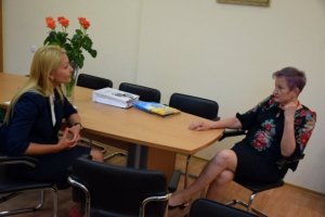 Зампред Николаевской ОГА посетила театральный фестиваль в Херсоне
