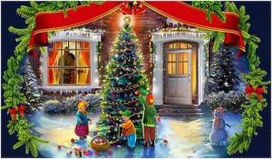 Новогодние и рождественские праздники в Николаеве: программа мероприятий