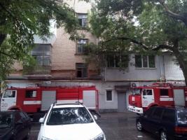 Активистка херсонского «Правого Сектора» утверждает, что поджог ее квартиры и офиса ВО «Свобода» - исполнение одного заказа