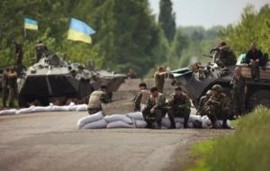В Украине 39 тысяч правоохранителей официально стали участниками боевых действий