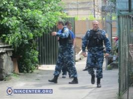 В Одессе со скандалом снесли забор застройщика, помешавшего депутату строить гостиницу