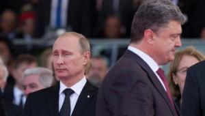 Президент Украины готов обсудить мирное урегулирование военного конфликта с Россией