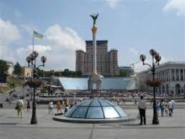 Ремонт главной улицы Киева обошелся в 10 миллионов гривен