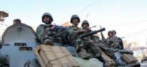 Силы украинских военных были обстреляны 62 раза, есть погибшие - штаб АТО
