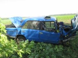 В Николаевской области в ДТП травмировались три человека