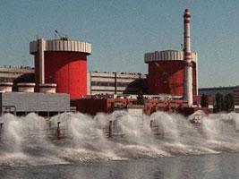 На Южно-Украинской АЭС по неизвестным причинам сработала система автоматической защиты. Второй энергоблок остановлен