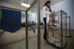 В Николаеве уже проголосовали более 35 тыс. избирателей