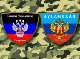 В ВР хотят официально запретить названия «ЛНР» и «ДНР»