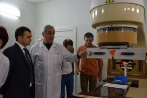 В Николаевском онкодиспансере установили немецкое оборудование