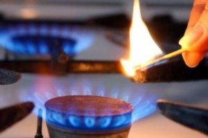 Херсонщина установила газовый антирекорд