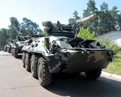 Россия продолжает поставлять тяжелую боевую технику террористам на Донбассе – СНБО