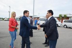 Николаевские чиновники, нардепы полетели в Грузию, чтобы наладить сотрудничество