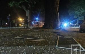 Стали известны подробности ночного взрыва в Одессе