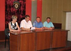 На Николаевщине назначили нового руководителя одного из райотделов милиции