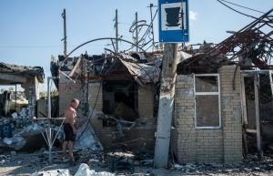 В Донецке при обстреле погибло 12 жителей