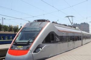С 16 июня на курорты Херсонщины будет ходить поезд «Интерсити»