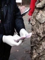 СБУ задержала на взятке руководителя военной части Одессы