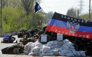 На блокпостах «ДНР» стоят вооруженные дети