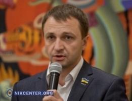 Глава Николаевского облсовета Тарас Креминь завтра сложит свои полномочия