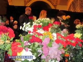 Одесситы простились с умершим музыкантом