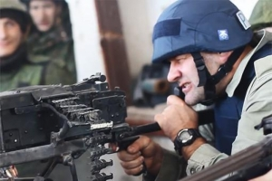 Разыскиваемый СБУ российский актер Пореченков приехал на съемки в аннексированный Крым