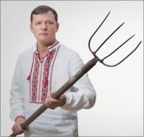 Ляшко пообещал переломать хребты олигархам и застрелить Коломойского