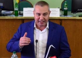Председатель Херсонского облсовета ушел в отставку