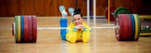 Одесситка побила рекорд Украины по тяжелой атлетике