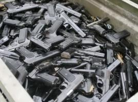Рост незаконного оборота оружия в стране угрожает безопасности украинцев