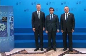 На заседании комиссии Украина-НАТО в Турции Украине пообещали дополнительные деньги