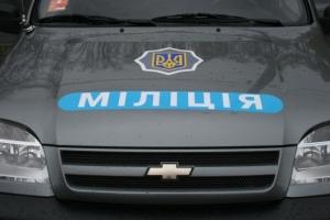 Херсонские милиционеры получили подарки от благотворителей
