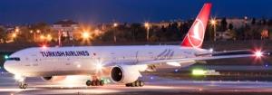 «Турецкие Авиалинии» открывают прямой рейс Стамбул - Херсон