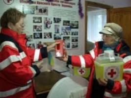 Красный Крест попросил страны-доноры выделить Украине 34 млн долл
