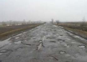 Дороги в Одесской области названы худшими в стране