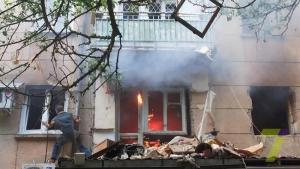 В Одессе взорвался еще один жилой дом, есть погибшие