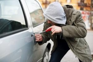 За три дня в Николаевской области зафиксировано 13 краж из автомобилей
