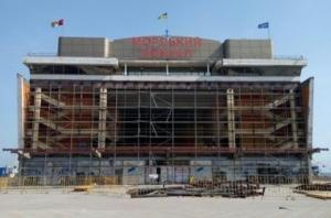 В Одесском морпорту остановили строительство терминала