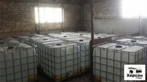 В Херсонской области ликвидировали завод, выпускавший «паленую» водку