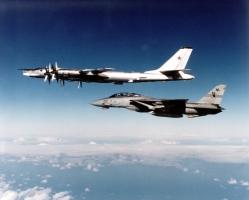 Дания перехватила два российских бомбардировщика Ту-22М